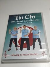 Tai Chi Heart Conditions And For Busy People DVD Audio CD