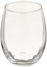 The Cellar Glassware Basics Stemless Wine Glass, Clear 15oz - New