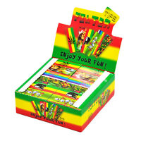 BOB MARLEY  Smoking Rolling Papers Filter Tips Reggae Paper 60 booklets