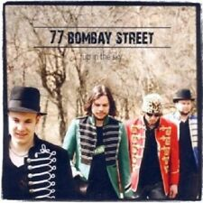 77 BOMBAY STREET - UP IN THE SKY  CD POP INTERNATIONAL NEUF