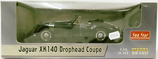 Sun Star 2802 | Jaguar XK140 Drophead Coupe | 1:18 | NEU