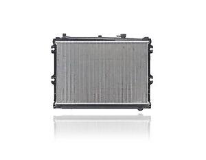 Radiator PBI For 250 88-91 Mazda 929 6Cy 3.0L PTAC