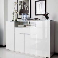 Living Room Glass 81cm-100cm Sideboards & Buffets