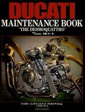 [BOOK] DUCATI maintenance book DESMOQUATTRO 851 916 996 888 996SPS 996F Japan