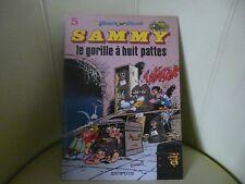 BERCK / SAMMY 5 / LE GORILLE A HUIT PATTES / EO/1976