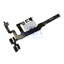 White Headphone Jack Flex Cable for Iphone 4S Volume button/silent switch/Mic