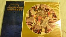 Charades, the Well Known Party Game, Vintage from 1968 - New / Sealed