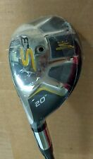 *NEW-LEFT* Cobra golf S3 MAX #3 hybrid/rescue 20° - Aldila NV-3 Reg (no cover)
