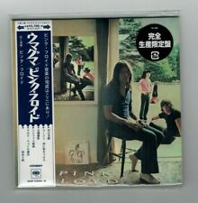 "PINK FLOYD ""UMMAGUMMA"" JAPAN Mini LP 2CD 2017 SICP-5404 *SEALED*"