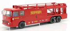 1:18 Norev Fiat Bartoletti 306/2 race transporter Ferrari Movie LeMans