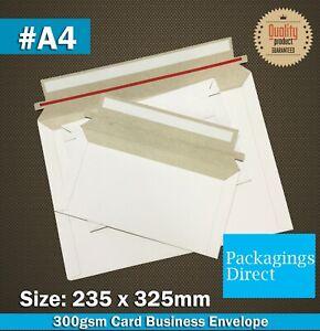 Card Mailer A4 235 x 325mm 04 Tough Business Envelope 300GSM