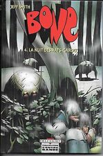 BD DELCOURT / EO--BONE / TOME 4-LA NUITS DES RATS GAROUS (EDITION NOIR ET BLANC)