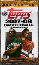 2007-08 Topps HOBBY Pack (Kevin Durant RC Rookie Copper Gold LeBron 1of1 Plate)?
