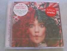 Sia - Everyday is Christmas CD POLISH STICKERS - SEALED NEW