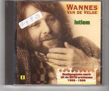 (HQ67) Wannes Van de Velde, Intiem - 1997 CD