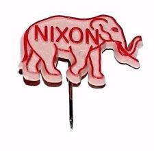 1960 RICHARD NIXON campaign LAPEL PIN pinback button badge political president