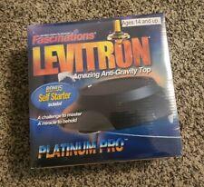 Levitron top Amazing Anti Gravity Top Platinum Pro Fascinations