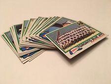 Topps Baseball 1981 Toronto Blue Jays Team Set of 24 Cards