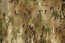 3-Layer Gore-Tex® MultiCam Camo Fabric with Gird Fleece Back Fabric By The Yard