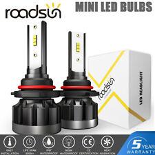 MINI CSP 9005 HB3 9145 72W 24000LM LED Headlight Conversion Kit Foglight 6000K