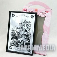 The Rose of Versailles Picture Mirror Oscar & Marie Antoinette JAPAN ANIME 2