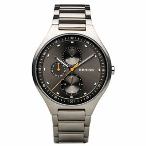 Bering Men's Wristwatch Titan - 11741-702 Titan