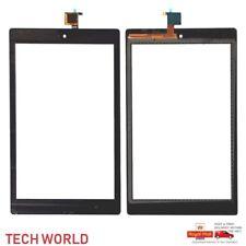 Nuevo Kindle Fire HD 8 7th generación SX0340T Lente táctil digitalizador de pantalla superior de cristal de Reino Unido