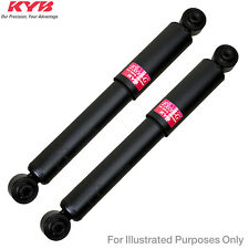 Fits Smart Fortwo Convertible Genuine KYB Front Excel-G Shock Absorbers