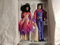 Marie Osmond Fine Porcelain Through The Years Donny And Marie 1998