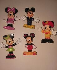 Disney Mickey Mouse Clubhouse Figures Junior Minnie Mickey Fireman