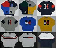 NWT Men's Tommy Hilfiger Pullover Sweater Listing 3 XS S M L XL XXL