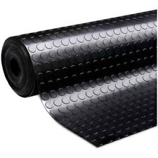 COIN  Gym Floor Mat  Rubber Roll Garage Golf Cart Truck Bed Flooring