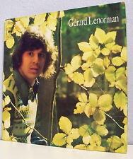 33 tours Gérard LENORMAN Disque LP LE PETIT PRINCE -LES JOURS HEUREUX -CBS 65349
