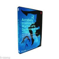 Power Tumbling Acrobatic training for Martial arts demostration Taekwondo 1DVD