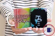 Jimmi Hendrix coffee ,mug cup gift, birthday anniversary , Ideal Present#15