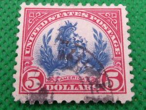 U.S , 1922 - 1932 , $5 , 573? ,      (S1405)