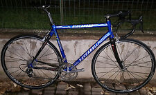 Bike Cycle Race Alu-Carbon Saccarelli Campagnolo Record Titanium 10S Ursus Road