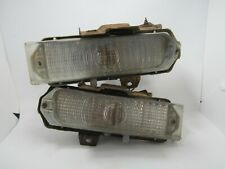 69 Buick Electra LeSabre Wildcat Parking Light Turn Signal Assemblies USED