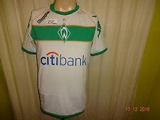 "Werder Bremen Original Kappa Heim Trikot 2008/09 ""Citibank"" Gr.S- M TOP"