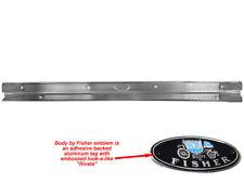 68-79 GM X-Body 2 Door models Door Jamb Carpet Sill Trim Scuff Plate RH New