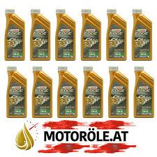 12x1 Liter Castrol Supercar 10W-60 Titanium FST Motoröl ACEA A3/B4, BMW M-Models