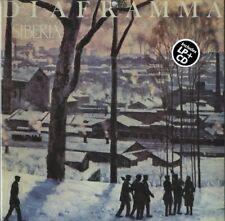 DIAFRAMMA Siberia LP+CD Ristampa 2020 NUOVO .cp
