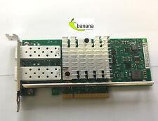Dell Intel X520-DA2 10GB Ethernet Network Adapter 942V6 Low Profile LP New Pull