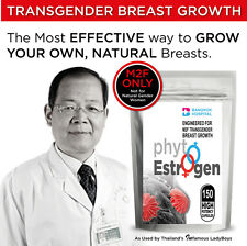 TRANSGENDER TRANSSEXUAL NATURAL BREAST GROWTH & FEMINISER HIGHEST POTENCY