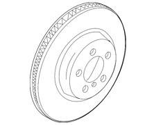 brake discs rotors hardware for bmw 535i xdrive ebay 2008 BMW 550I Sport genuine bmw rotor 34216775287