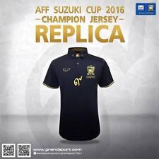 AUTHENTIC AFF SUZUKI CUP 2016 CHAMPION JERSEY REPLICA NATIONAL THAILAND SIZE S