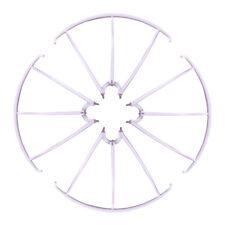 Anillo Protección SYMA X5 X5C X5SC X5SCW Drone anillo protector multicilor 4 und