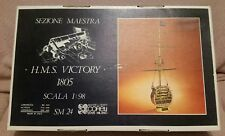 Corel Sezione Maestra H.M.S. Victory 1805 1:98 Scale Wood Ship Model