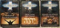 Open Door Live Teaching Series Vol 1 2 & 3  9 DVD Set  Keith Johnson  Christian
