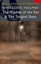 Sherlock Holmes - The Shadow of the Rat & The Tangled Skien (Mystery &-ExLibrary